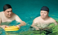 zajecia na basenie